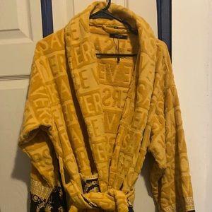 Versace robe size medium